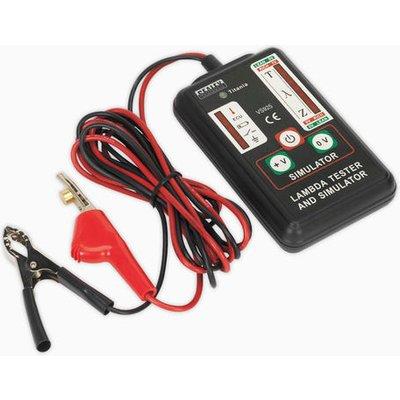 Sealey Sealey Lambda Sensor Tester/Simulator