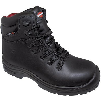 Torque Torque Avenue Metal Free Safety Boot Size 8