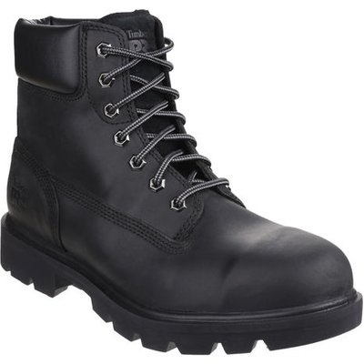 Timberland Pro® Timberland PRO® Sawhorse Lace up Safety Boot Black Size 8