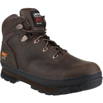 Timberland Pro® Timberland PRO® Euro Hiker Lace up Safety Boot Brown Size 8