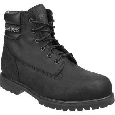 Timberland Pro® Timberland PRO® Traditional Wide Black Lace up Safety Boot Size 10