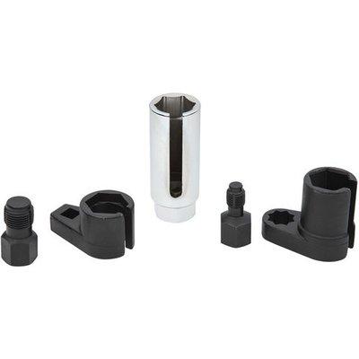 Machine Mart 5 Piece Oxygen Sensor & Thread Chaser Set