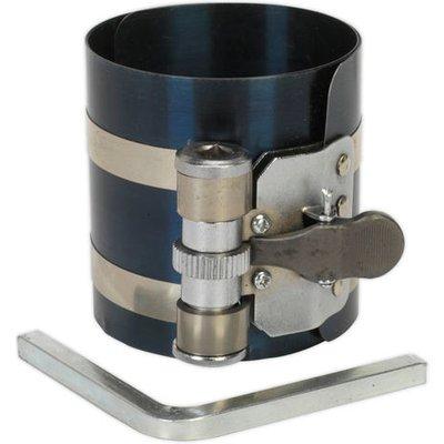 Sealey Sealey VS155 Piston Ring Compressor 75mm ?�60-125mm