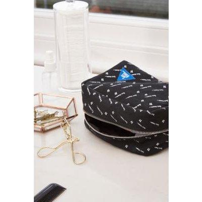 iets frans… Logo Make-Up Bag, Black