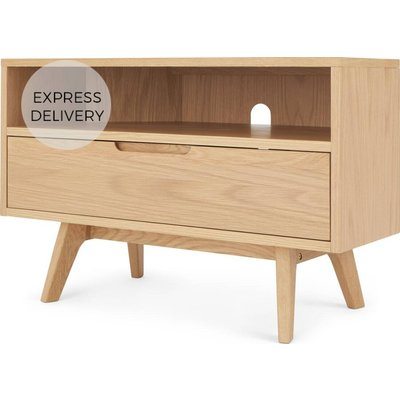 Jenson Corner Media Unit, Oak