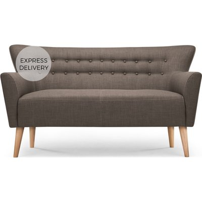 Quentin 2 Seater Sofa, Urban Grey