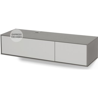 Stretto Wall Media Unit, Grey