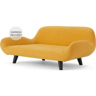 Moby Medium Pet Sofa, Mustard