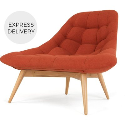 Kolton Chair, Retro Orange
