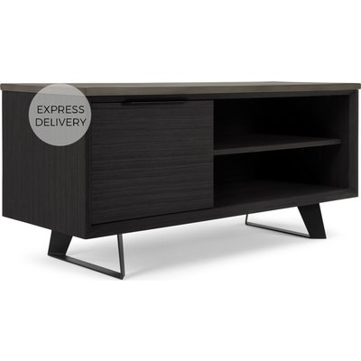 Boone Compact Media Unit, Concrete resin top