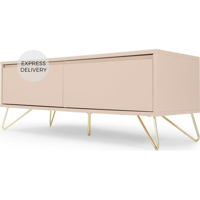 Elona Media Unit, Pink and Brass