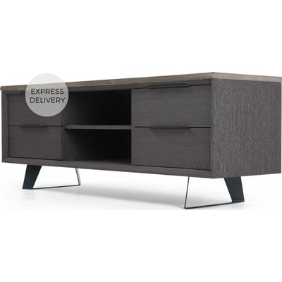 Boone TV Stand, Concrete resin top