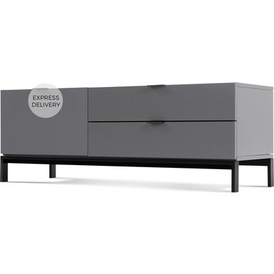 Marcell Compact Media Unit, Grey
