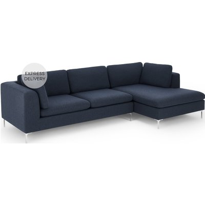 Monterosso Right Hand Facing Chaise End, Storm Blue