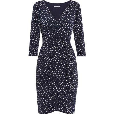 Candia Spot Jersey Dress