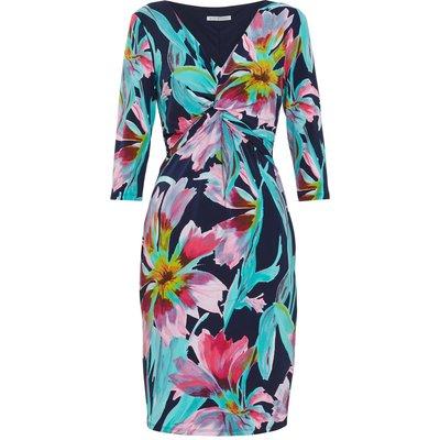 Drusilla Floral Jersey Dress