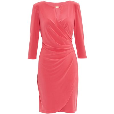 Brooke Jersey Wrap Dress