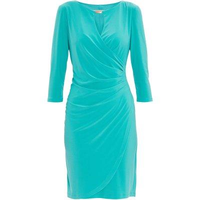 Brooke Jersey Wrap Dress