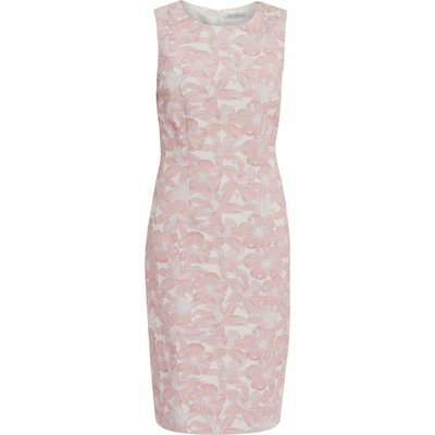 Gretel Floral Jacquard Shift Dress