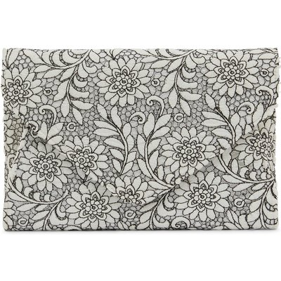 Enchanted Metallic Embroidered Bag