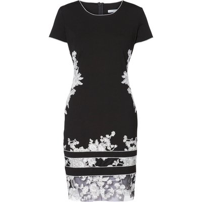 Joyce Floral Embroidered Dress