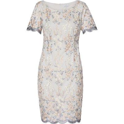 Janice Embroidered Dress