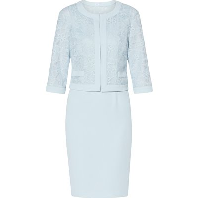Trixie Dress And Embroidered Jacket