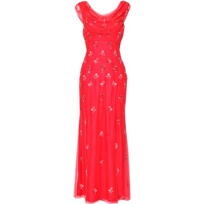 Sophia Beaded Maxi Dress