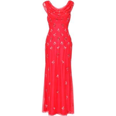 Sophia Beaded Maxi Dress
