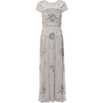 Niobe Beaded Maxi Dress