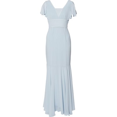 Sylvia Chiffon Maxi Dress