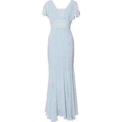 Sylvia Chiffon Maxi Dress