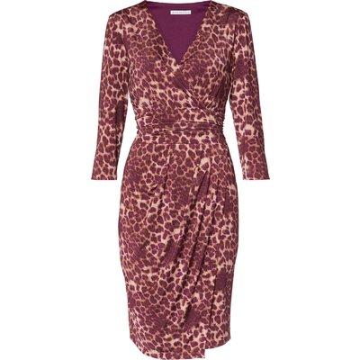 Nikoleta Print Jersey Dress