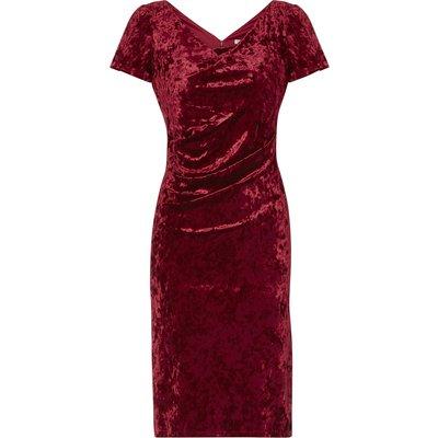 Sigrid Crushed Velvet Dress