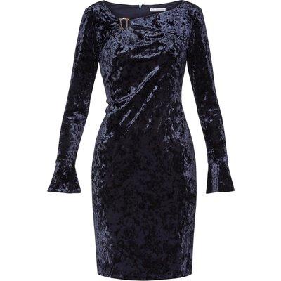 Cecilia Crushed Velvet Dress