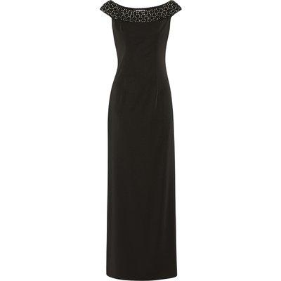 Thalia Off The Shoulder Maxi Dress