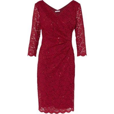 Aruna Sequin Lace Dress