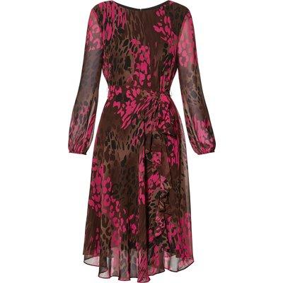 Oksana Chiffon Dress