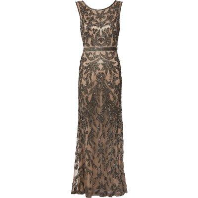 Evalie Beaded Maxi Dress