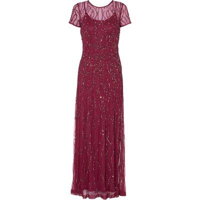 Macey Beaded Maxi Dress