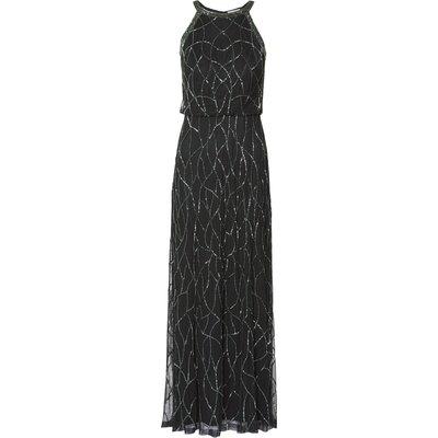 Zaneeta Beaded Maxi Dress