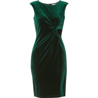 Megara Velvet Knot Dress