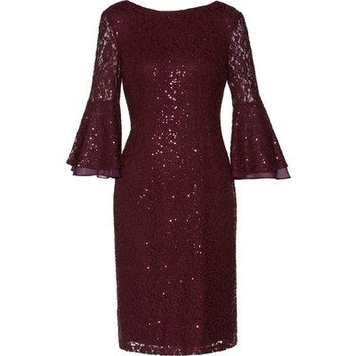 Amina Sequin Dress