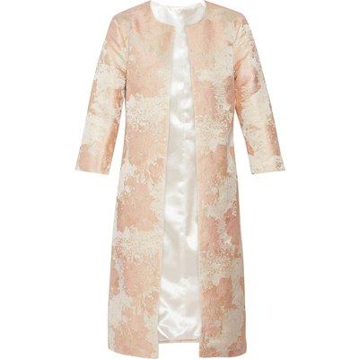 Krista Jacquard Coat