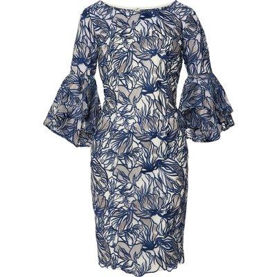 Lita Embroidered Dress