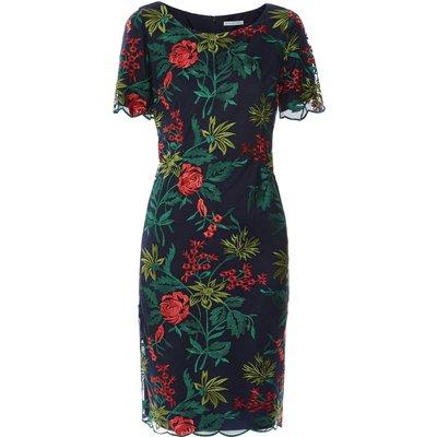 Vienna Embroidered Dress