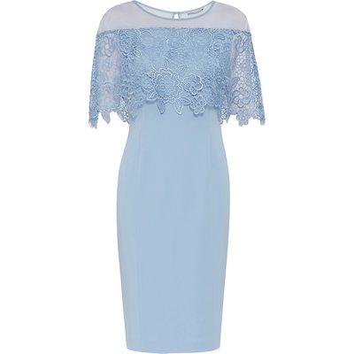 Aretha Lace Bodice Dress