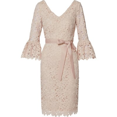 Chyna Embroidered Dress