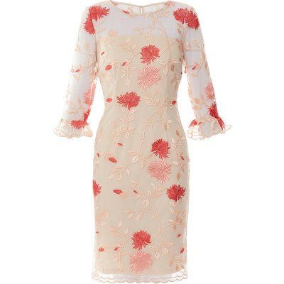 Annie Embroidered Dress