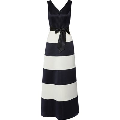 Fianna Satin Maxi Dress